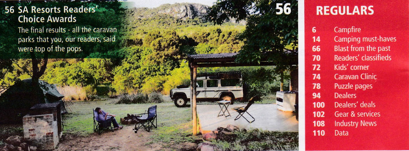 Caravan and Outdoor Dec 2015
